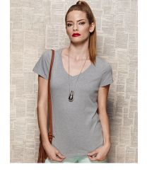 T-Shirts,Lisa V- Neck