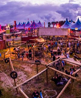 festival weekenders